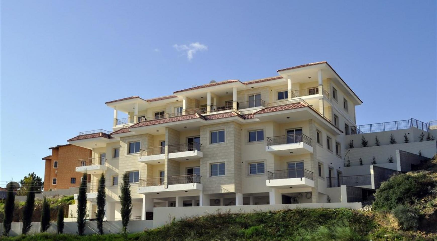 2 Bedroom Apartment with Amazing Views in Agios Athanasios - 1