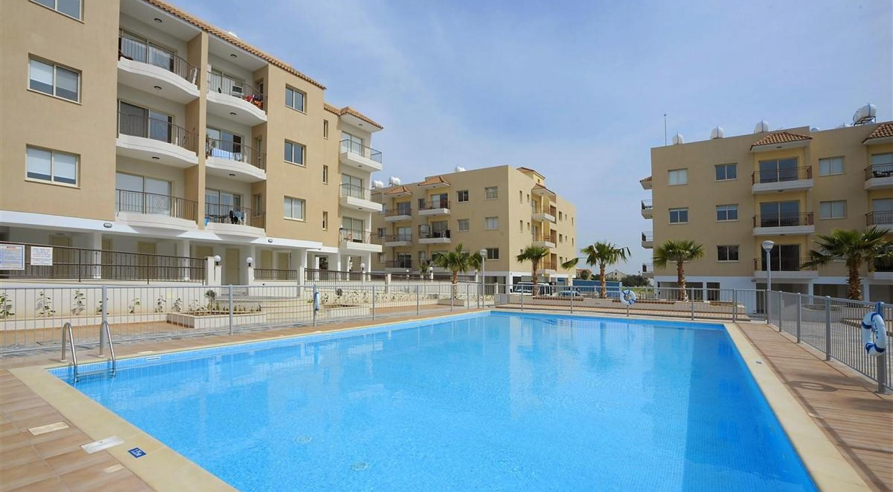 2 Bedroom Apartment in a Complex with the Swimming Pool - 3