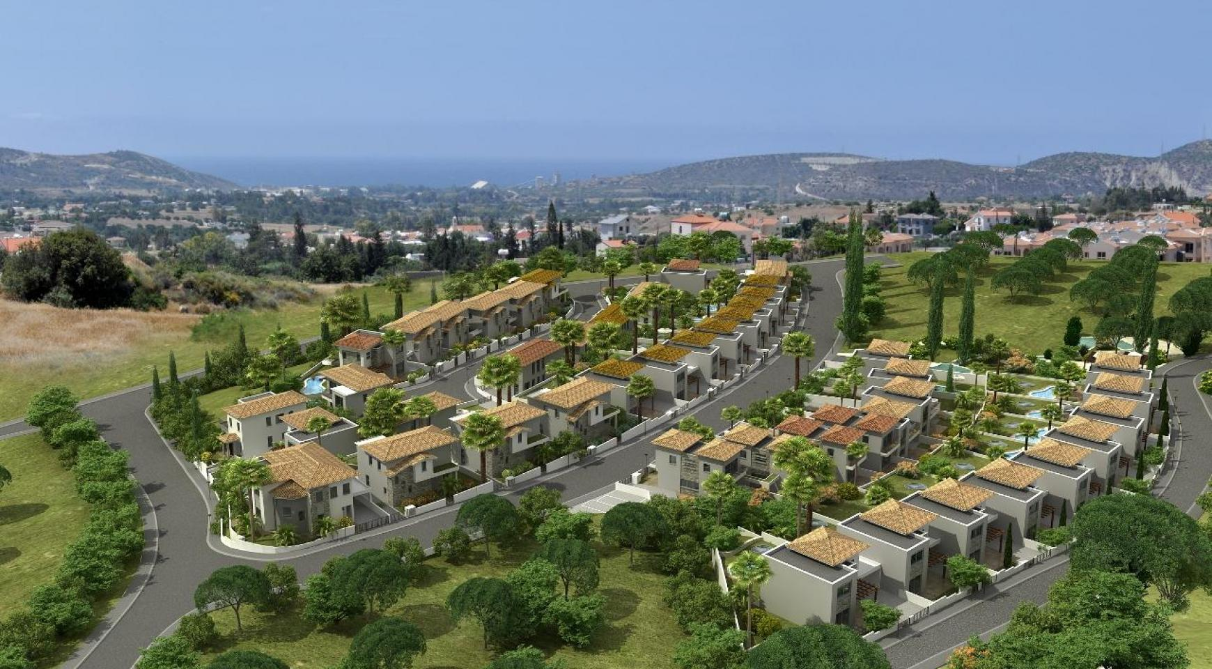 New 3 Bedroom Villa in a Contemporary Development in Moni - 6