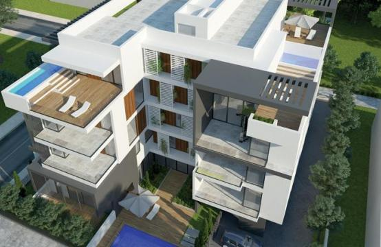 New 3 Bedroom Apartment in a Modern Development near the Sea