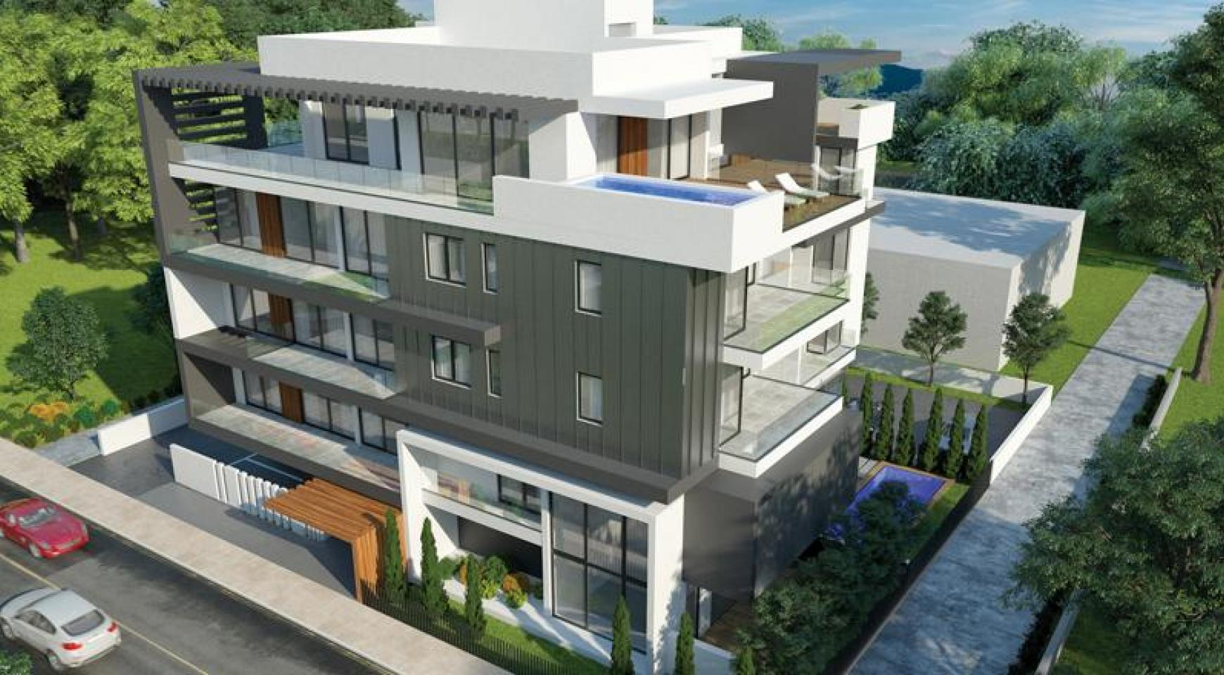 New 3 Bedroom Apartment in a Modern Development near the Sea - 3