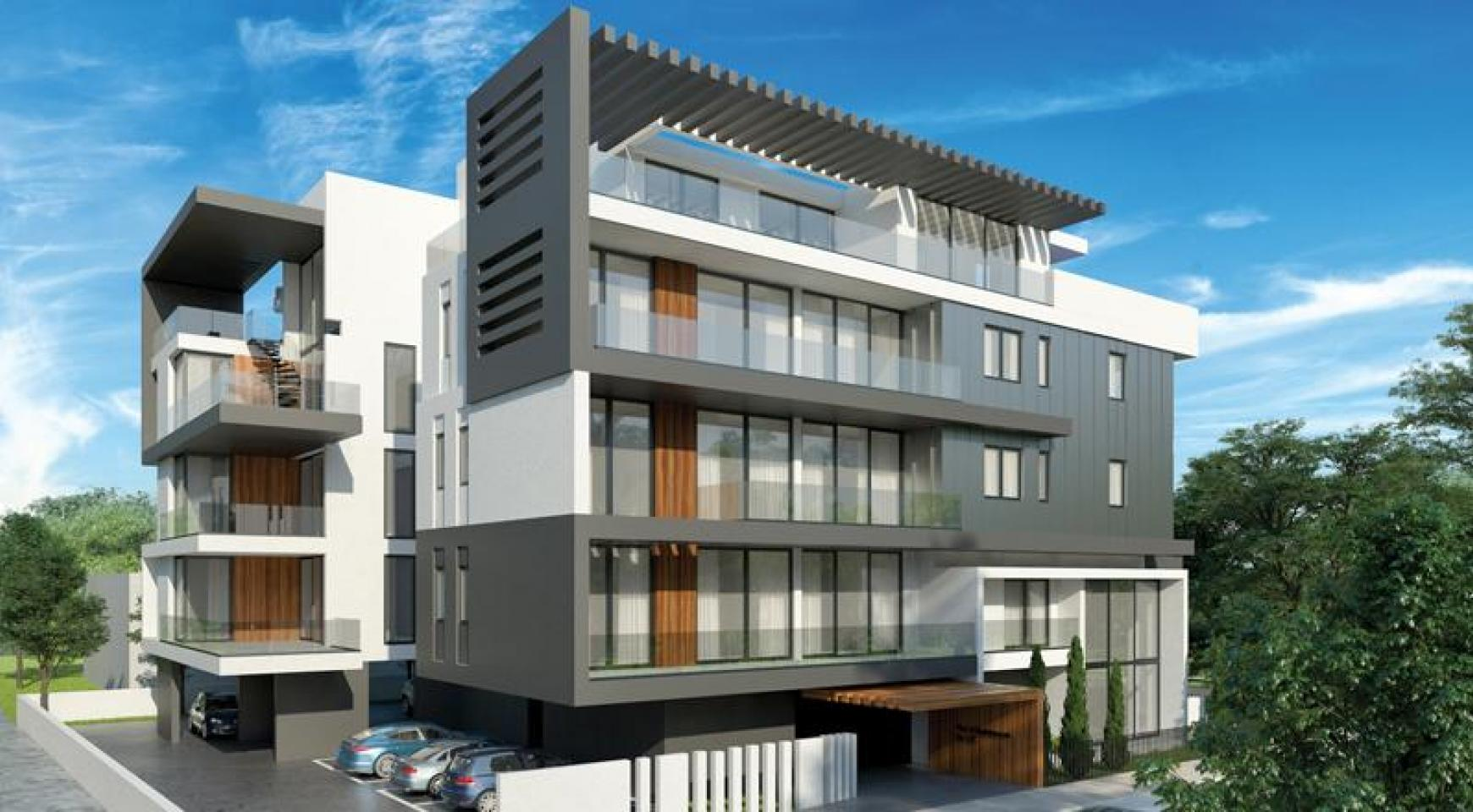 New 3 Bedroom Apartment in a Modern Development near the Sea - 1