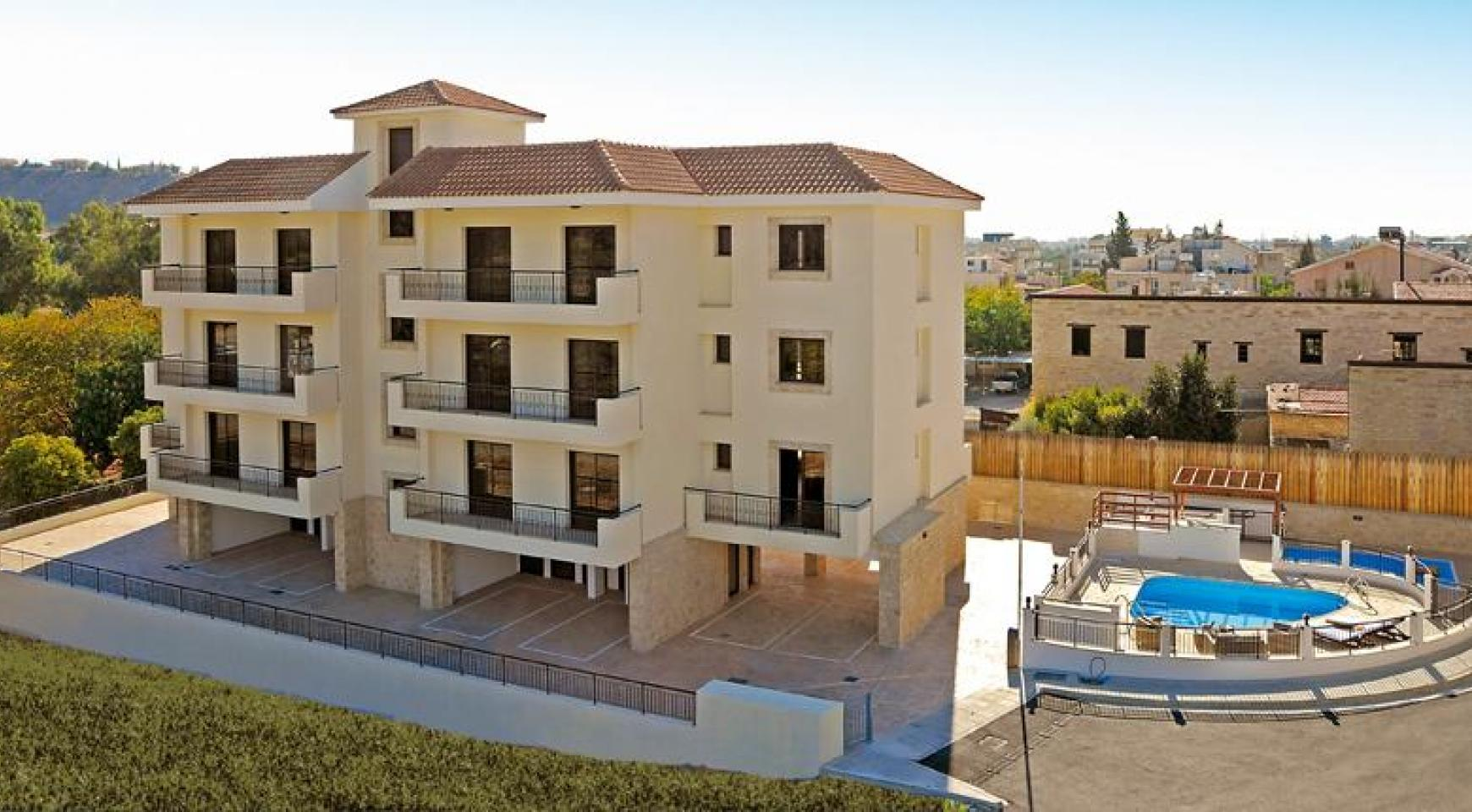 New One Bedroom Apartment in Germasogeia - 7