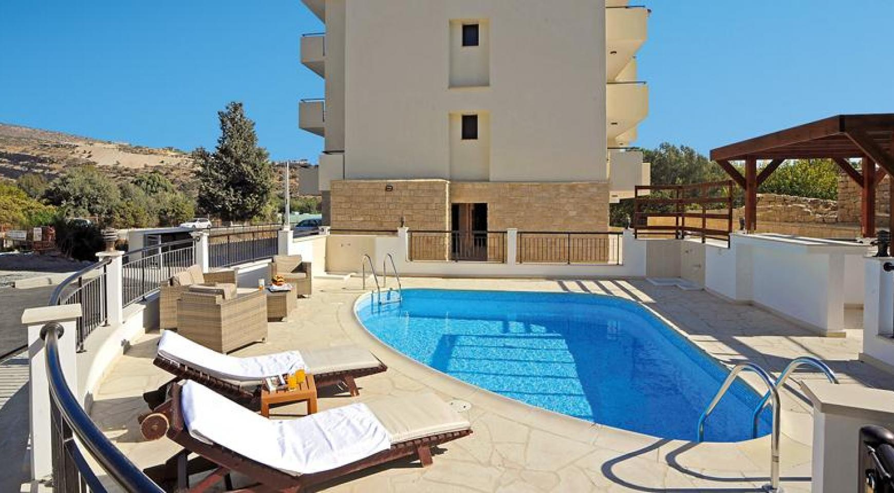 New One Bedroom Apartment in Germasogeia - 6