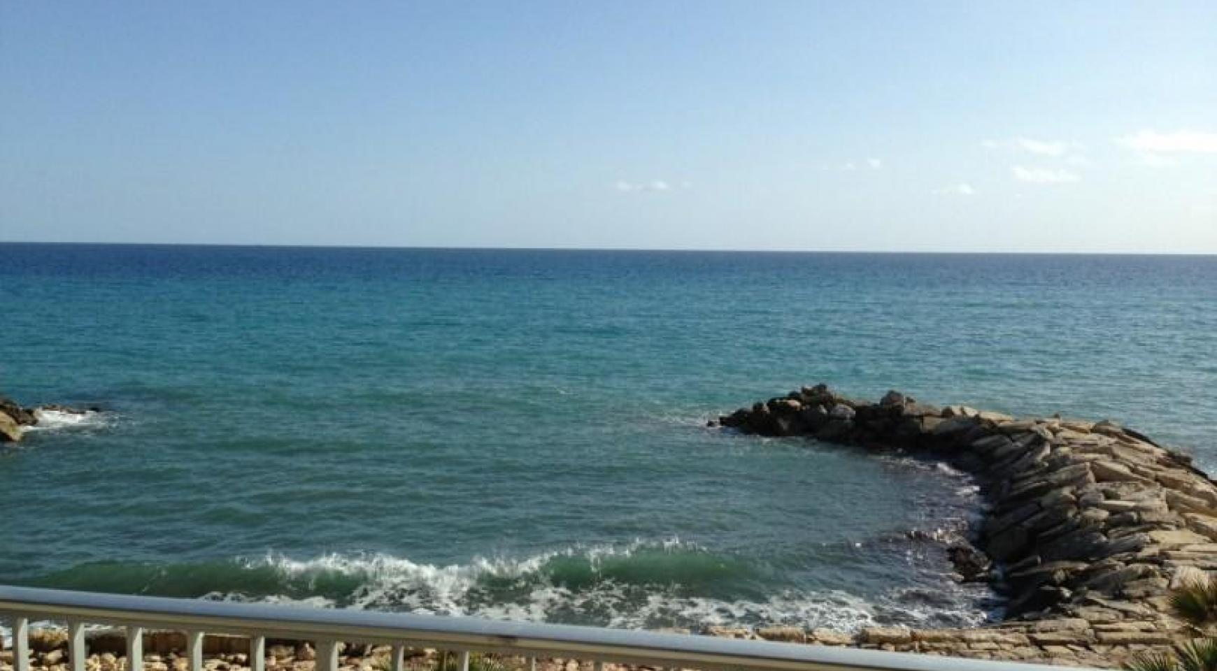 3 Bedroom Apartment on the Seafront - 1