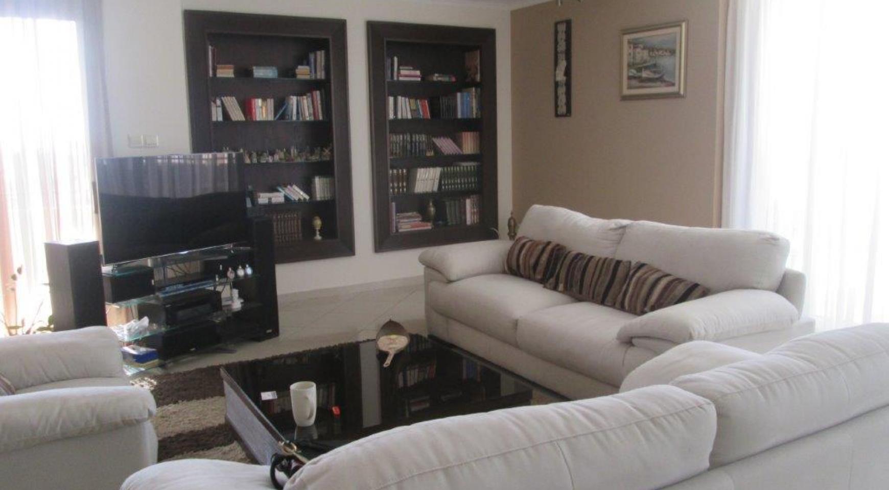 Luxury 3 bedroom Apartment in Mesa Geitonia - 2