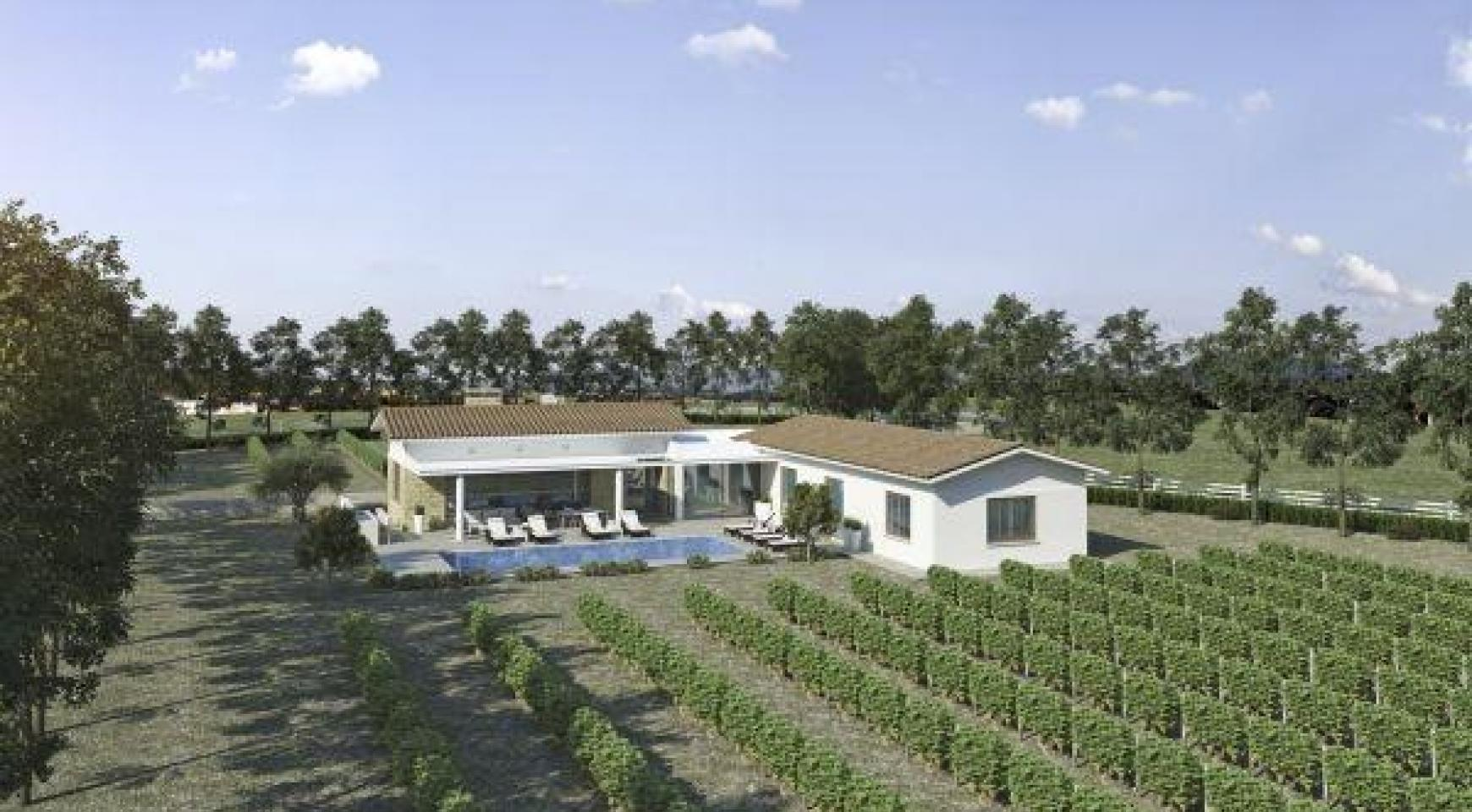 New 3 Bedroom Bungalow on a Large Plot near Latsi - 4