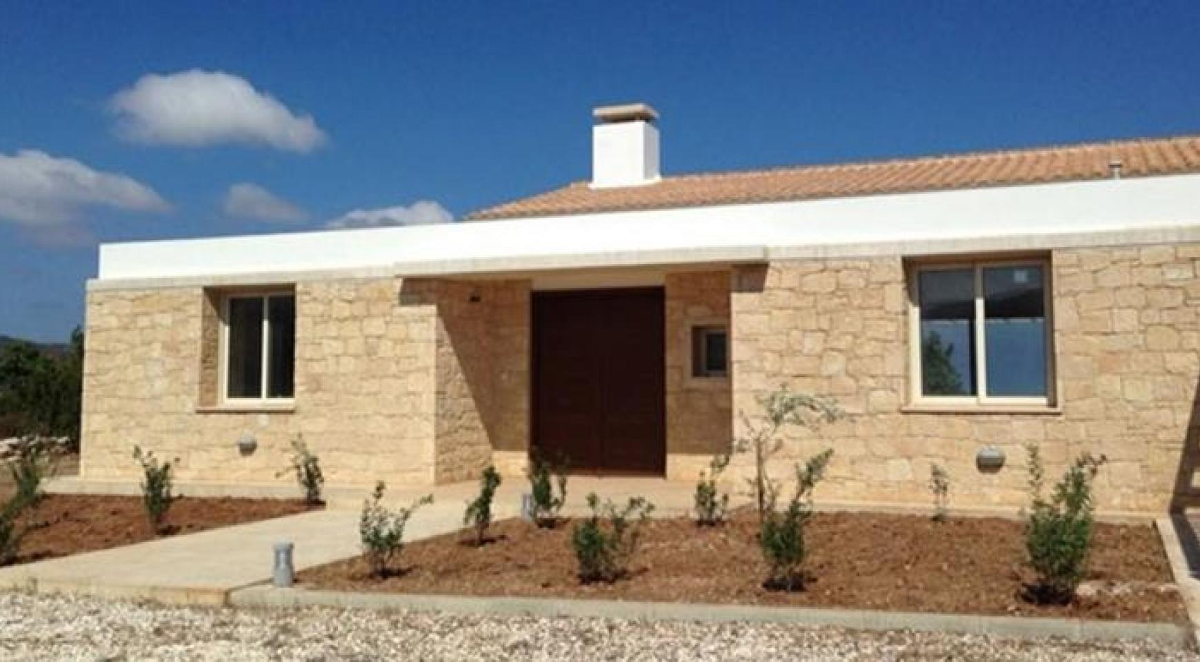 New 3 Bedroom Bungalow on a Large Plot near Latsi - 2
