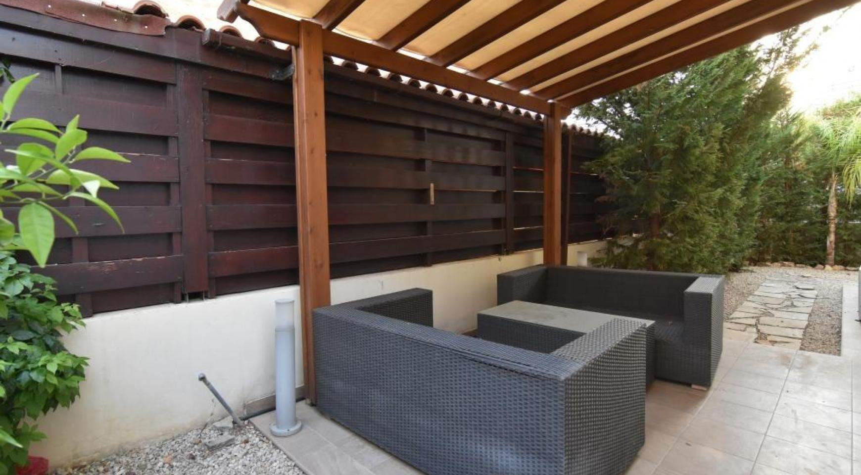 Contemporary 3 bedroom house situated  in the Papas area - 19
