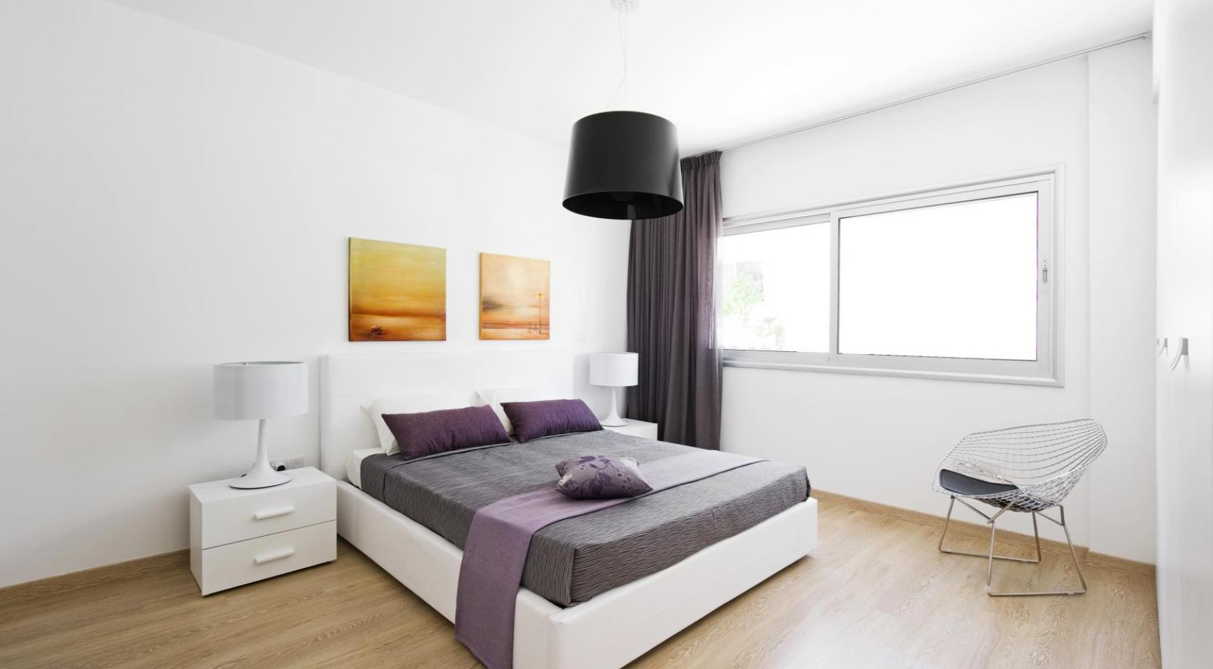 Contemporary 3 Bedroom Apartment in Aglantzia Area - 7