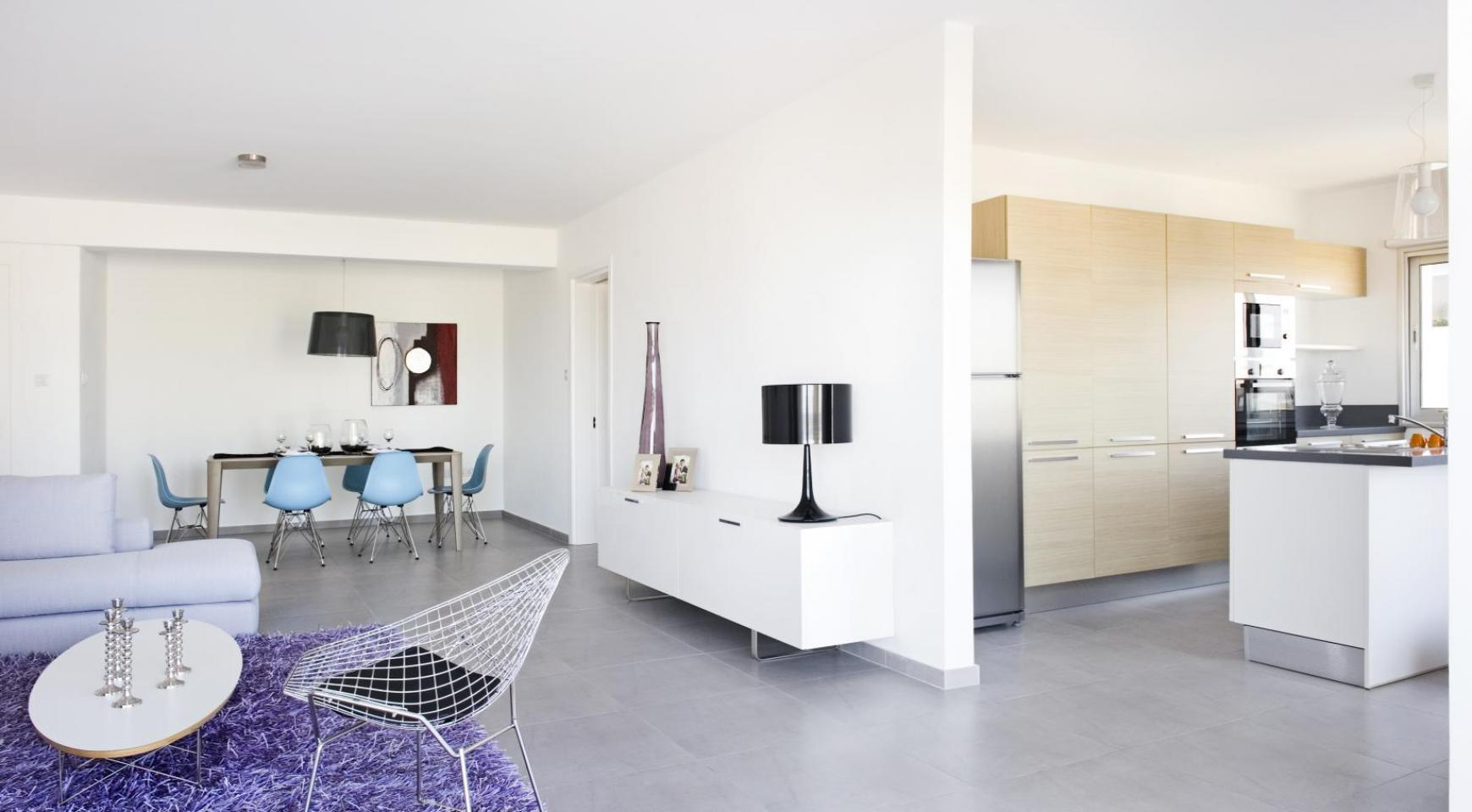 Contemporary 3 Bedroom Apartment in Aglantzia Area - 2