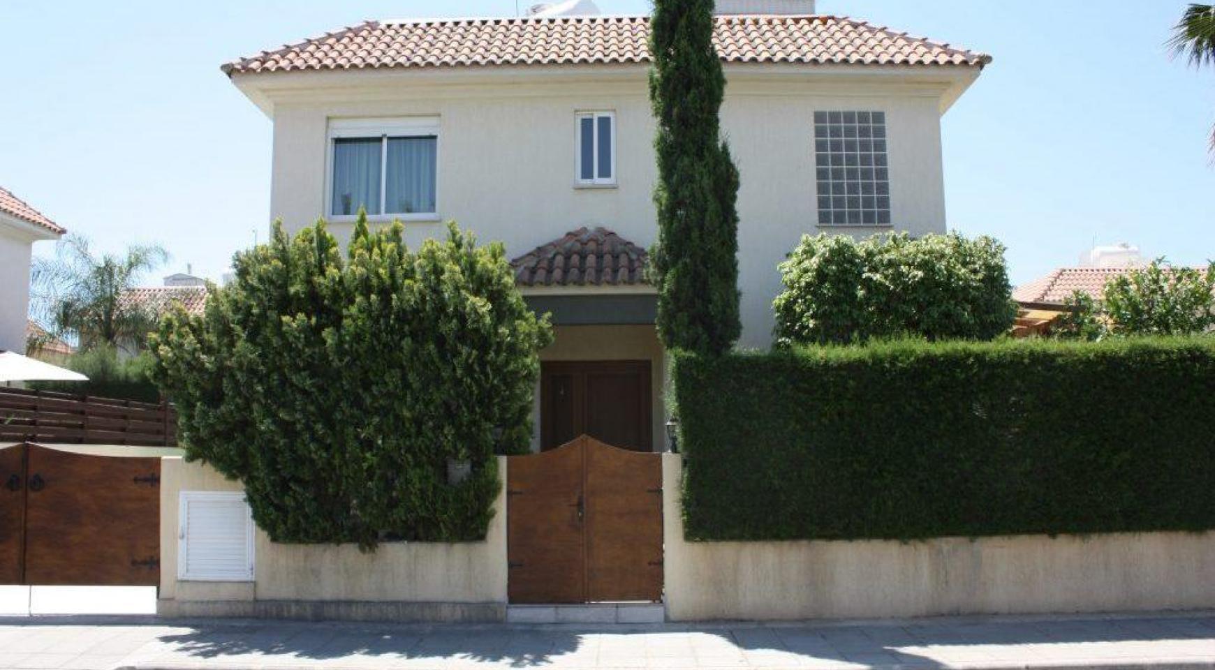 3 Bedroom House in Potamos Germasogeia Area - 2