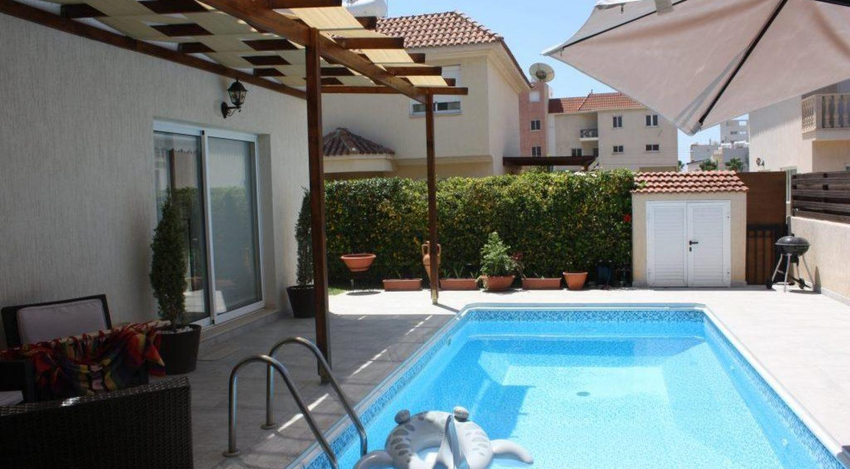 3 Bedroom House in Potamos Germasogeia Area - 1