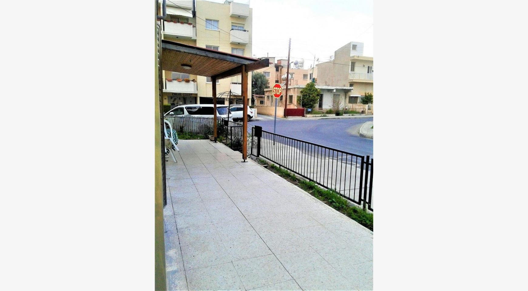 Plot for Sale in Omonoia Area - 4