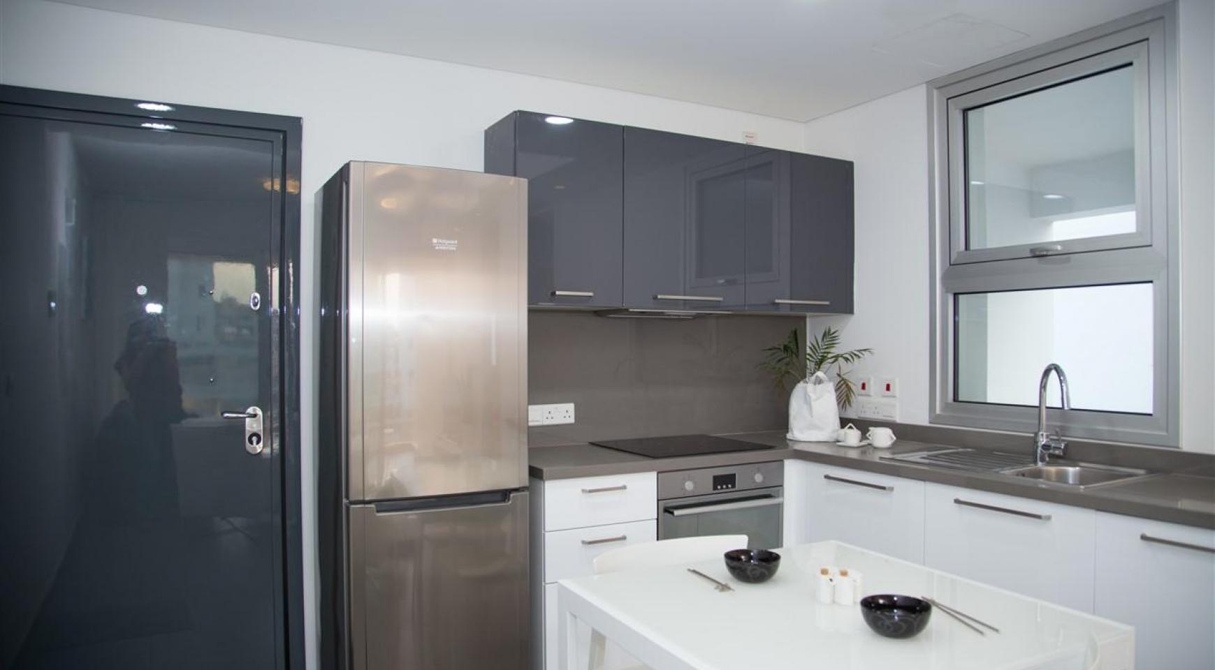 Luxury One Bedroom Apartment in a New Complex - 18