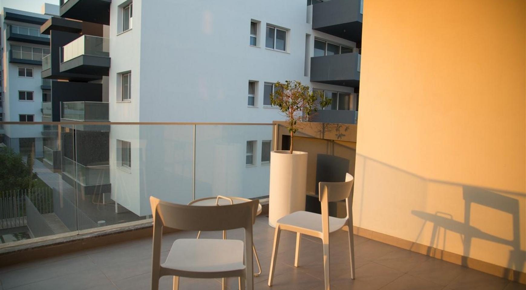 Luxury One Bedroom Apartment in a New Complex - 29