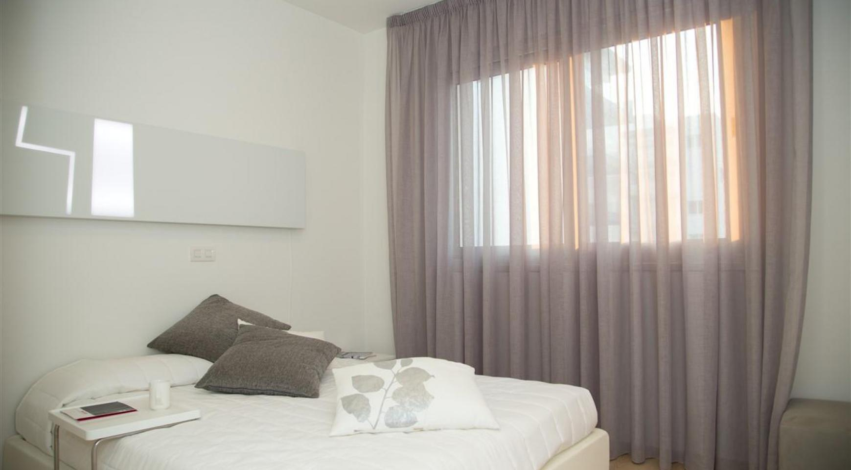 Luxury One Bedroom Apartment in a New Complex - 21