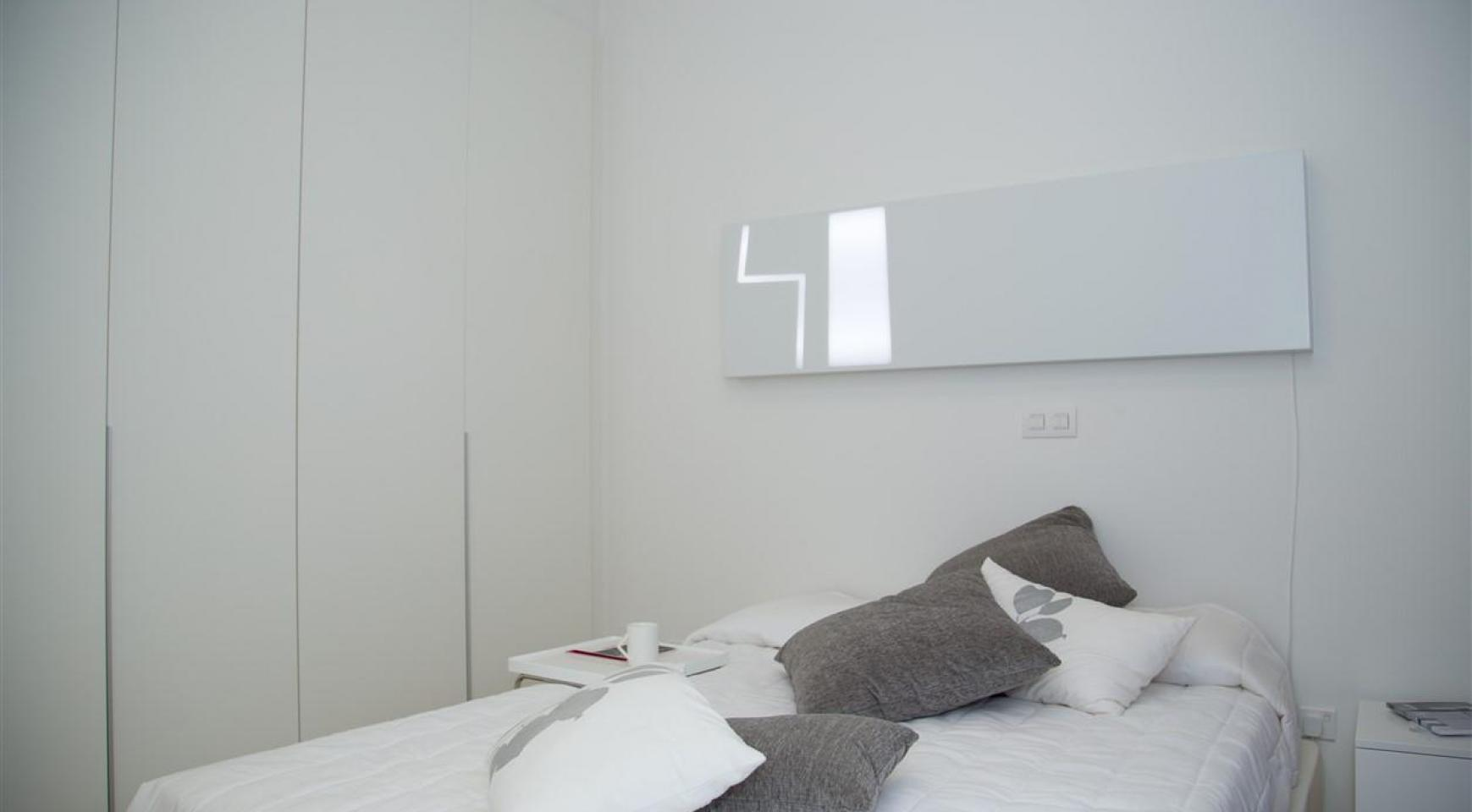 Luxury One Bedroom Apartment in a New Complex - 23
