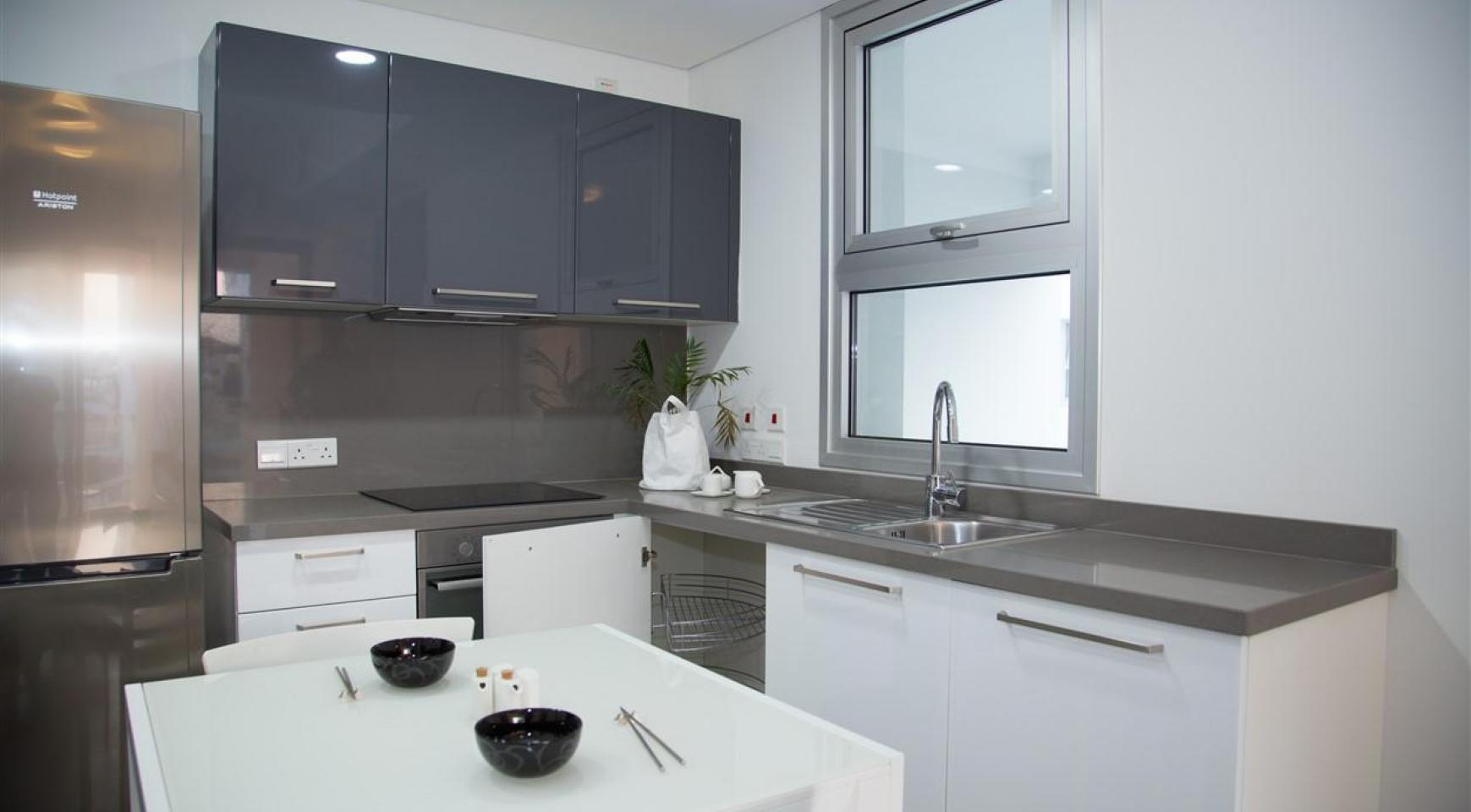 Luxury One Bedroom Apartment in a New Complex - 19