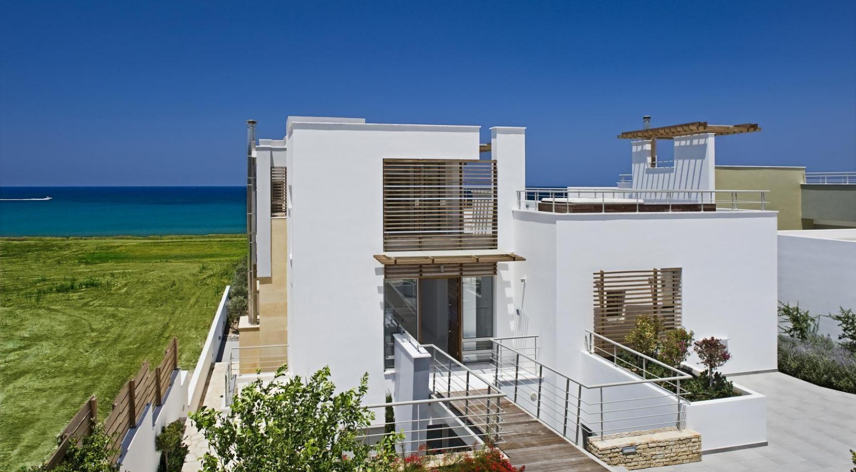4 Bedroom Villa with Sea Views near Latsi - 10