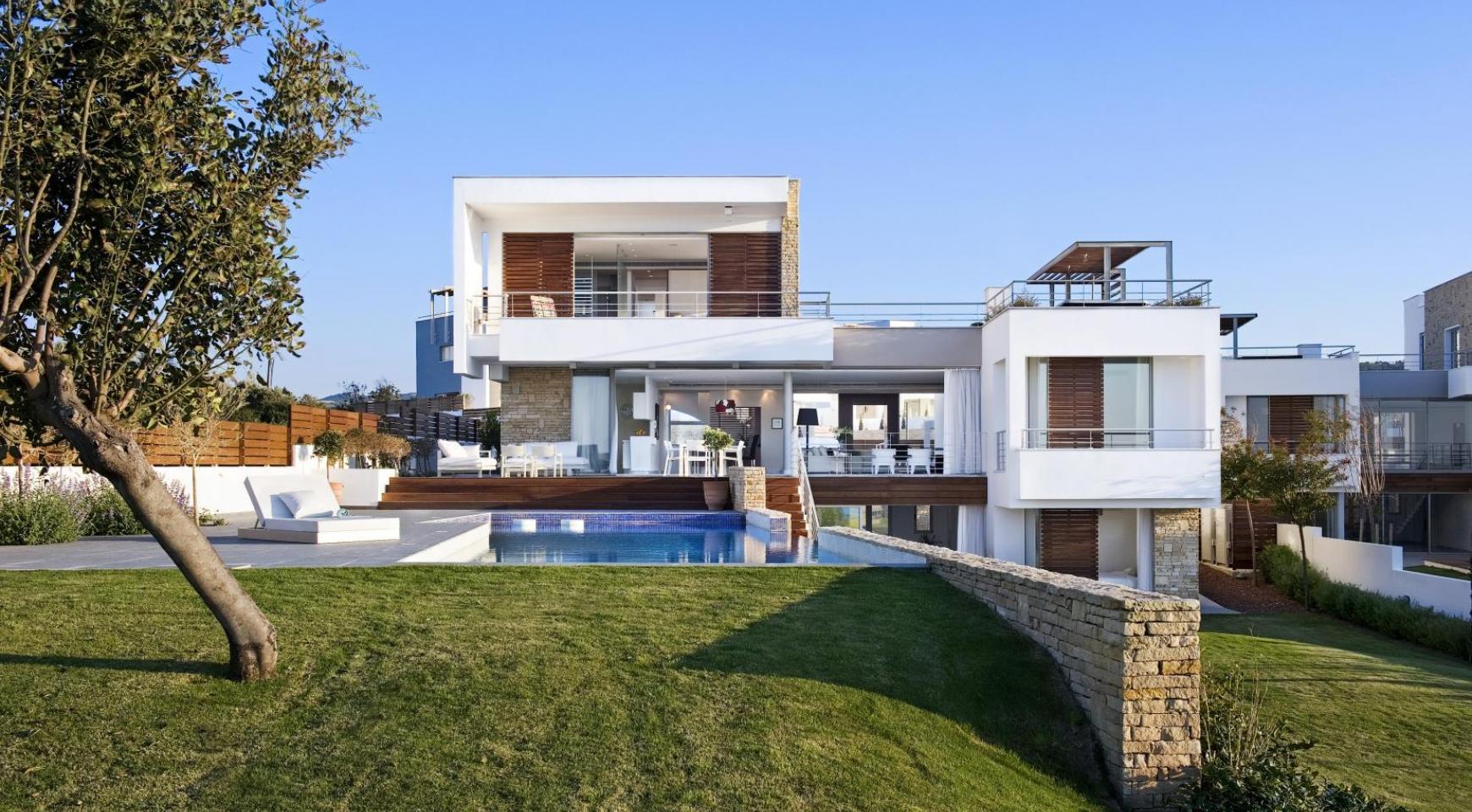 4 Bedroom Villa with Sea Views near Latsi - 3