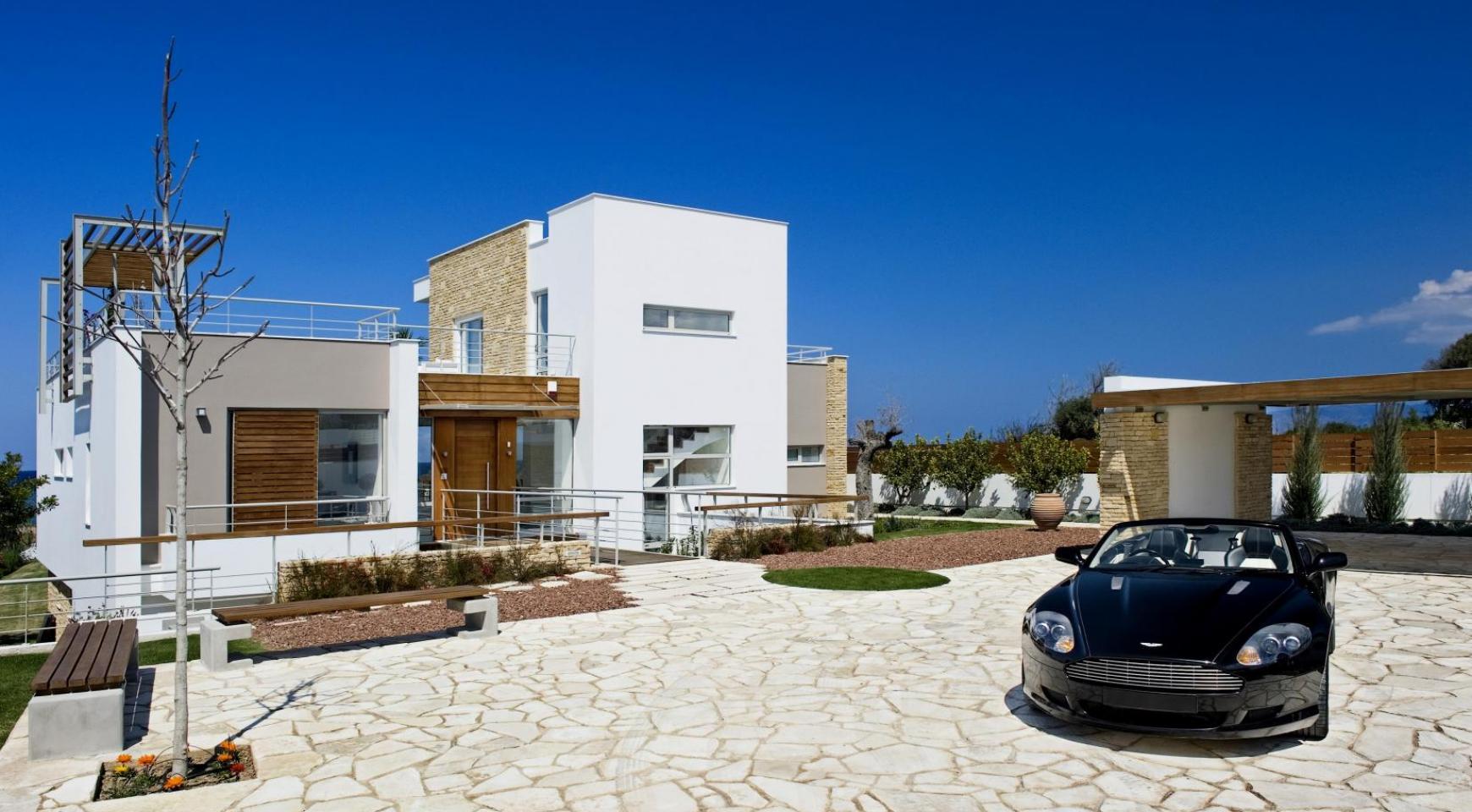 4 Bedroom Villa with Sea Views near Latsi - 1