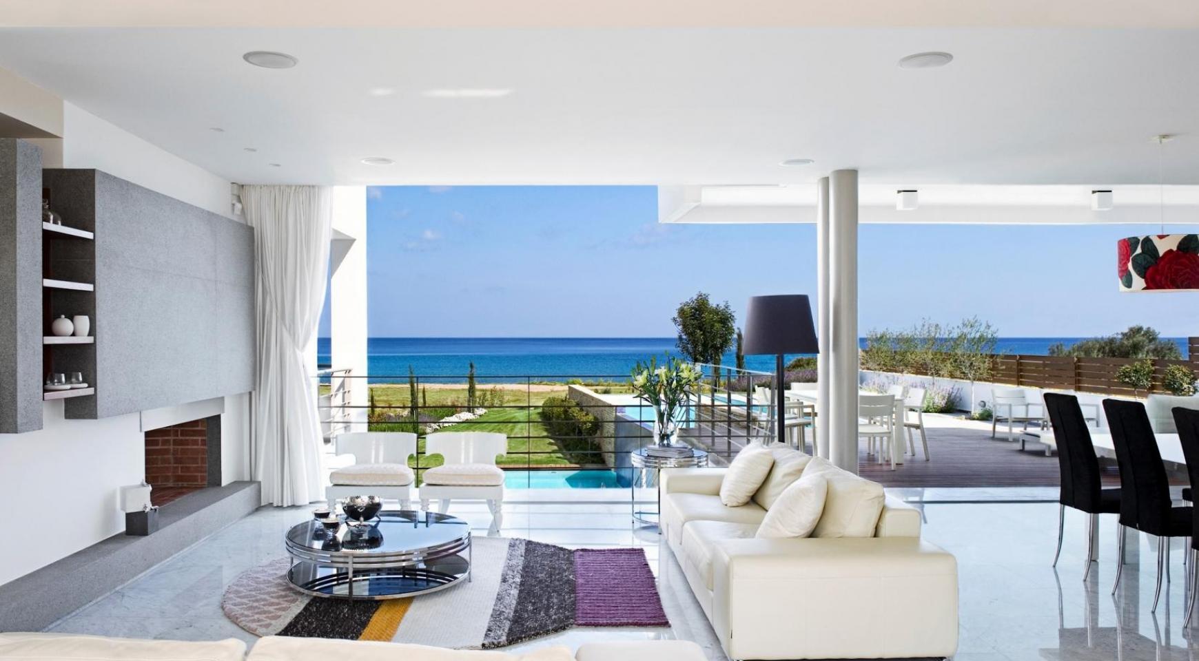4 Bedroom Villa with Sea Views near Latsi - 4