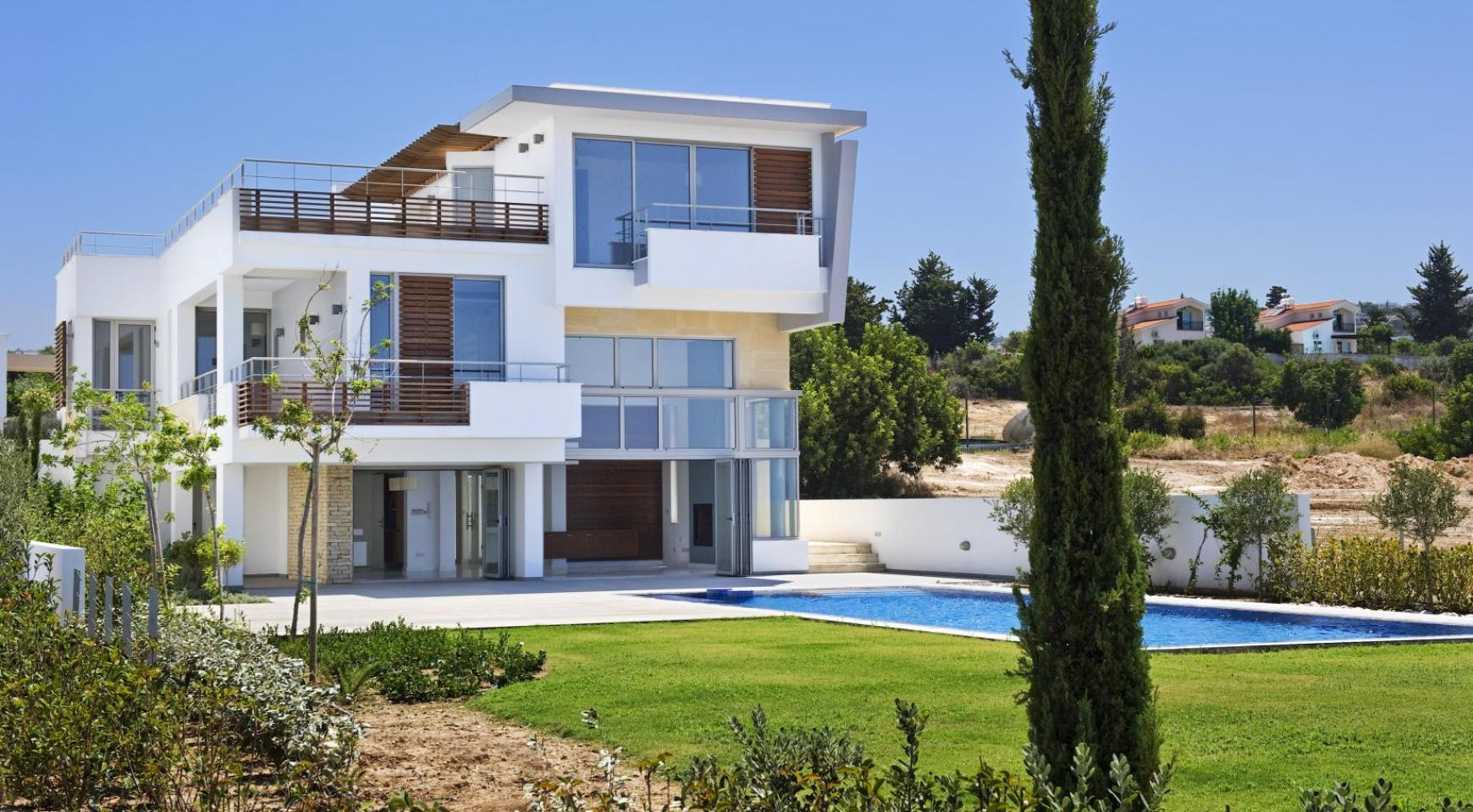 Exclusive 4 Bedroom Villa with Sea Views near Latsi - 12