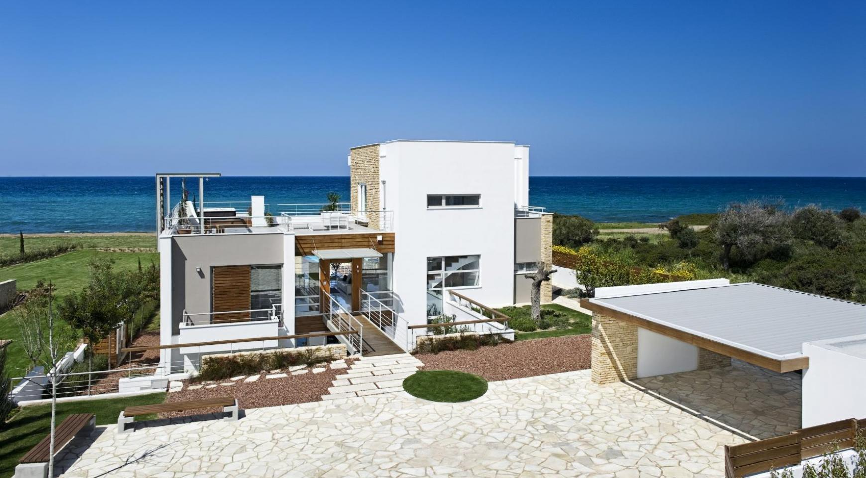 Exclusive 4 Bedroom Villa with Sea Views near Latsi - 2