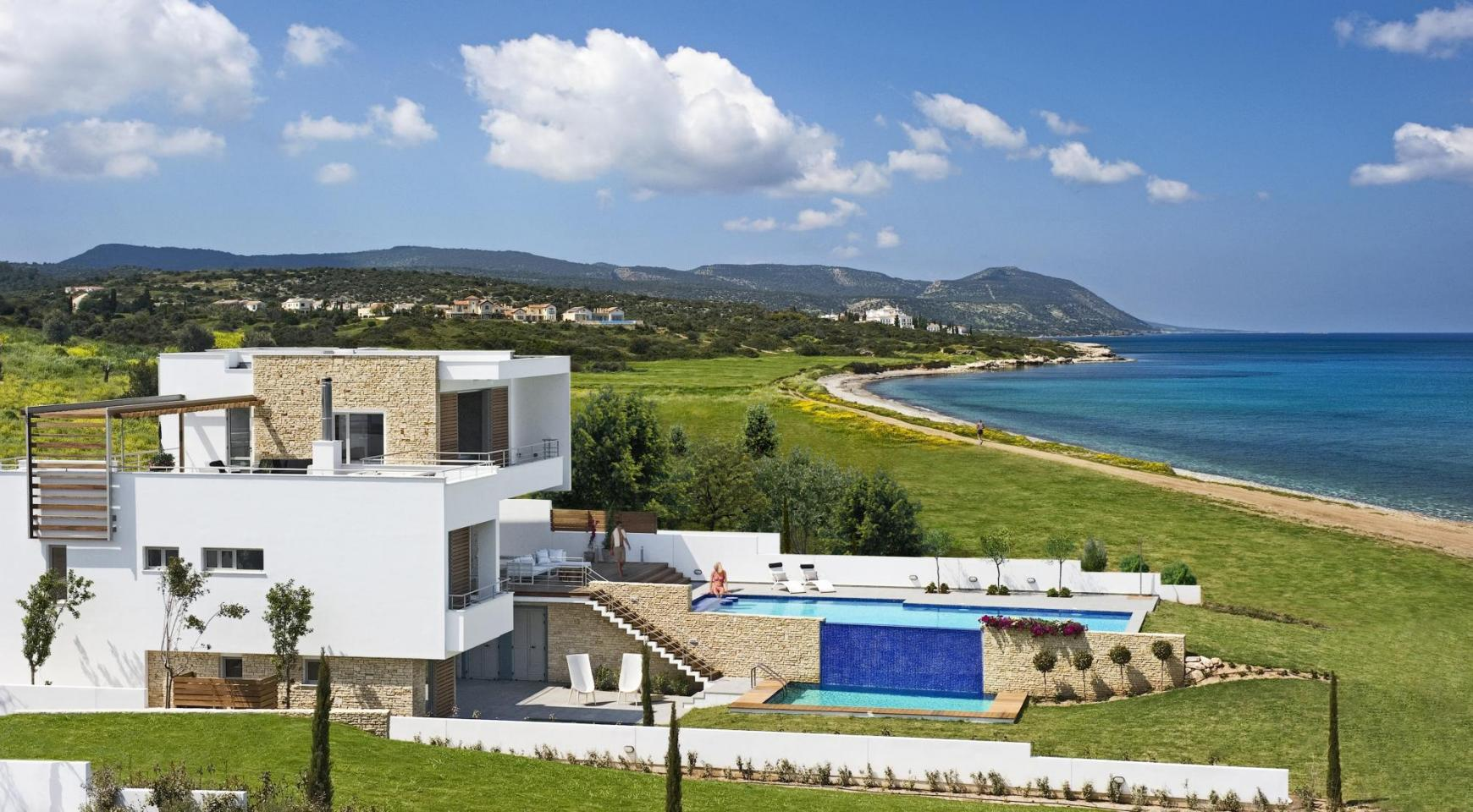 Exclusive 4 Bedroom Villa with Sea Views near Latsi - 13