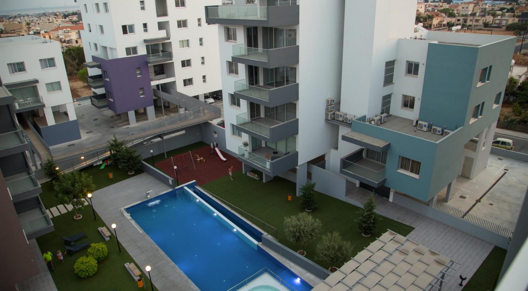 Luxury 2 Bedroom Apartment in a New Complex - 3