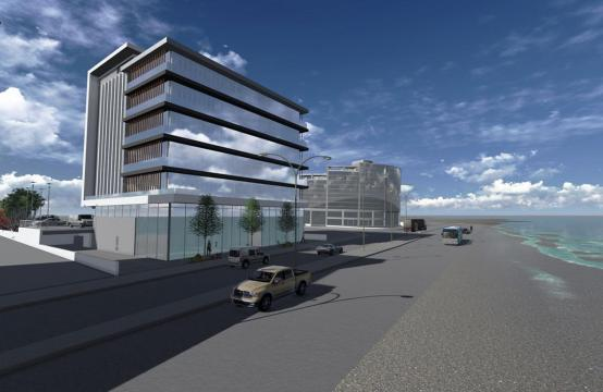 New Luxury Office in a Prime Seafront Location