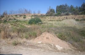 Large Building Plot with Sea Views in Kouklia - 11