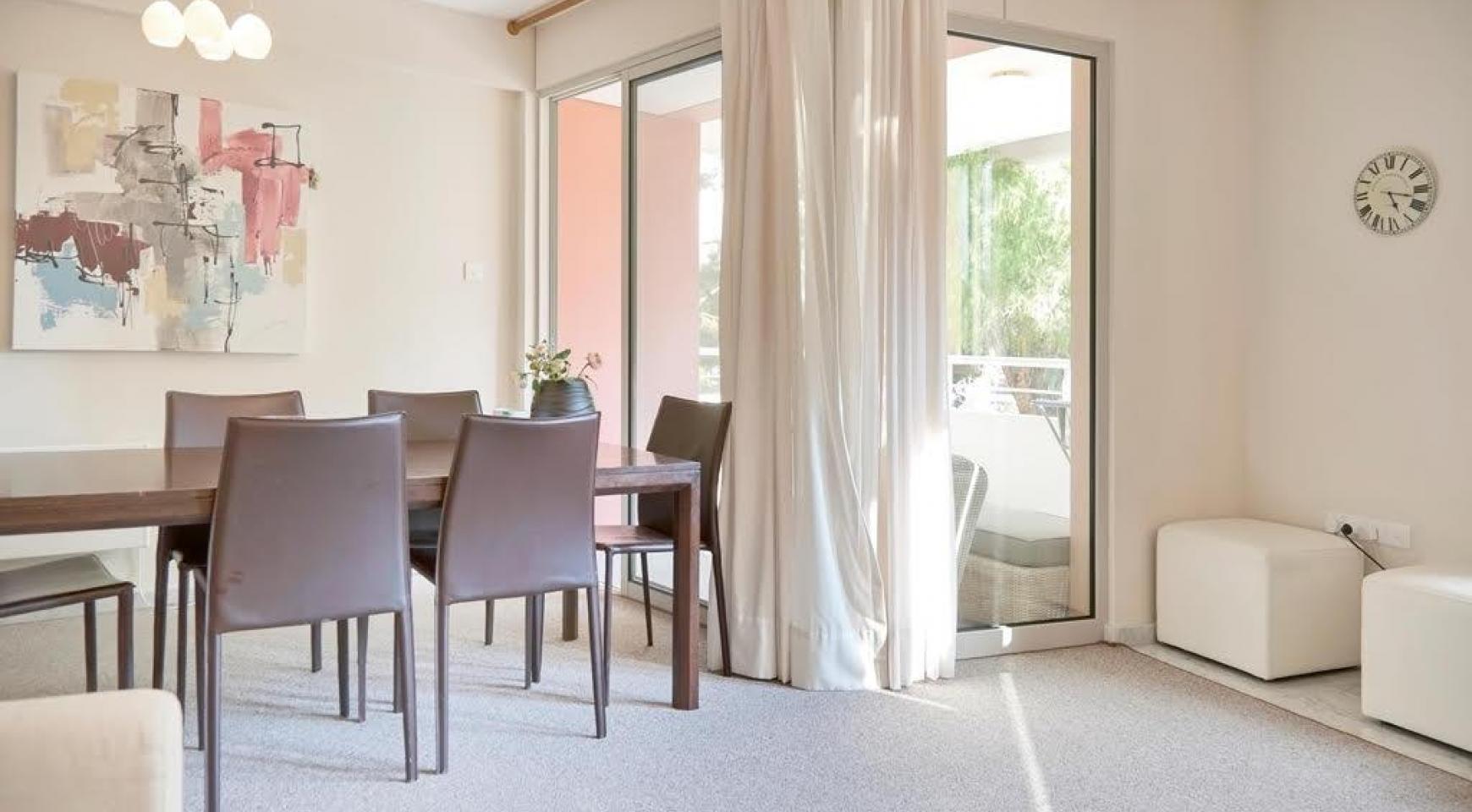 Luxury 2 Bedroom Apartment Amathusa F 104 near the Beach - 5