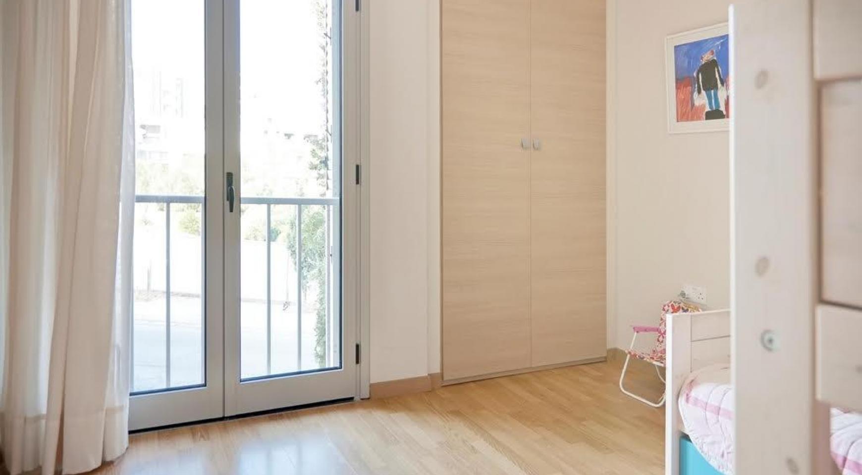 Luxury 2 Bedroom Apartment Amathusa F 104 near the Beach - 9