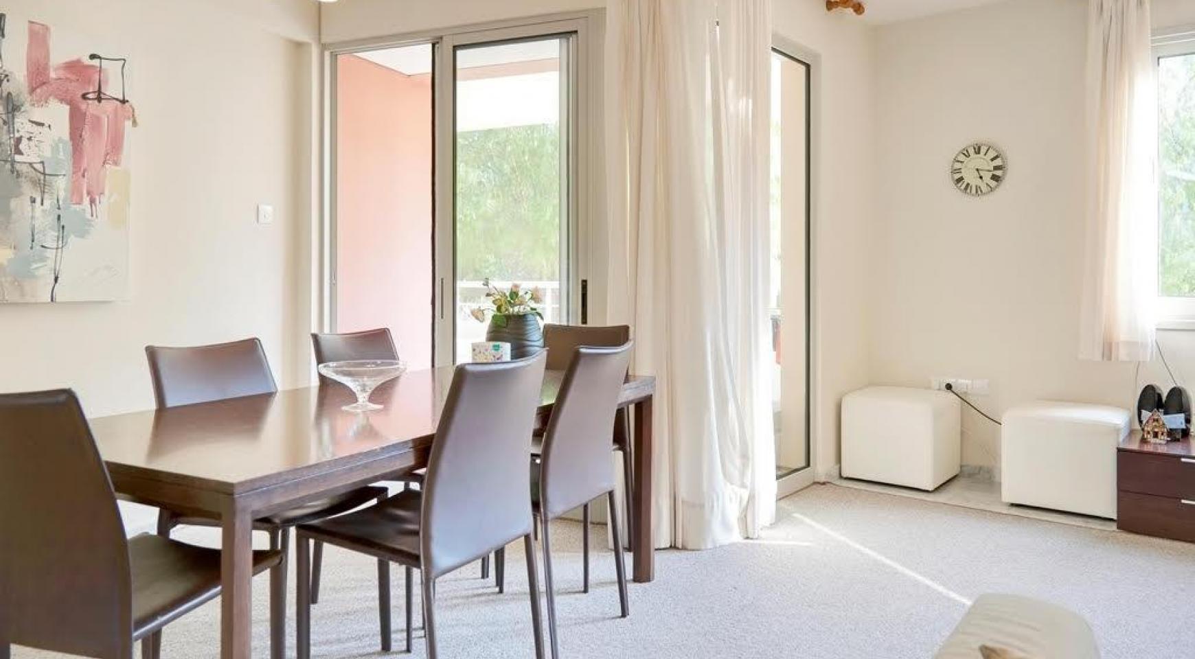 Luxury 2 Bedroom Apartment Amathusa F 104 near the Beach - 4