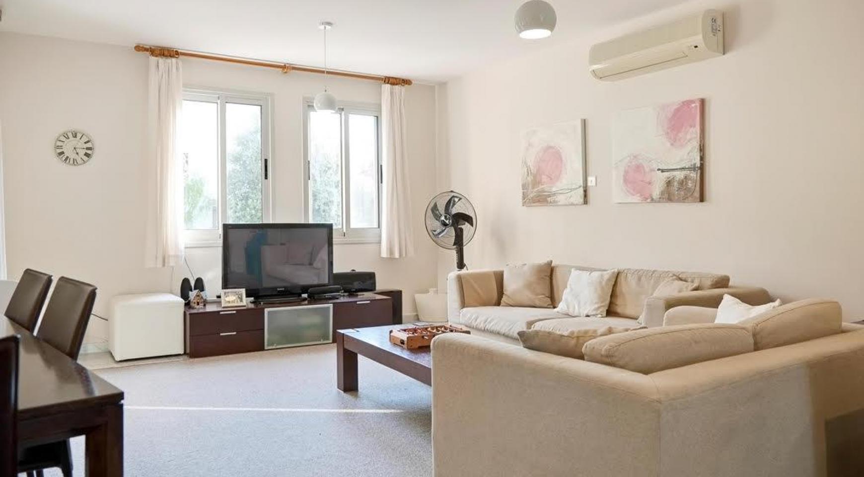 Luxury 2 Bedroom Apartment Amathusa F 104 near the Beach - 1