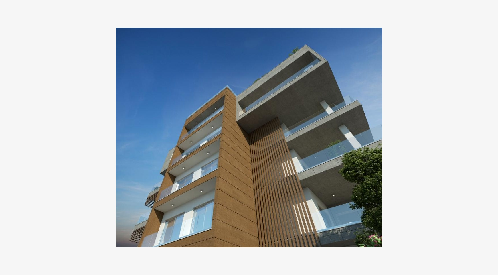 New Modern 2 Bedroom Apartment in Mesa Geitonia - 8