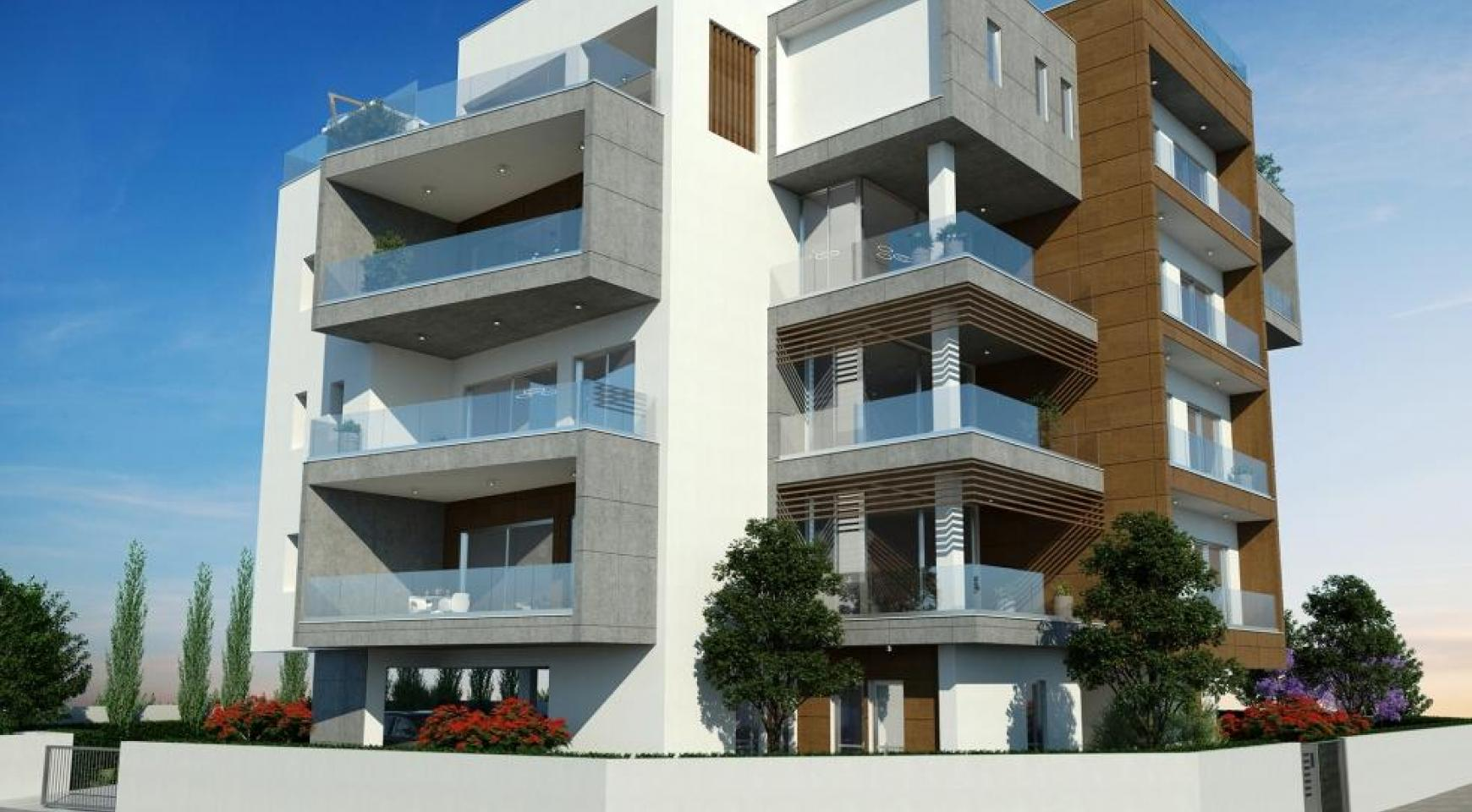 New Modern 2 Bedroom Apartment in Mesa Geitonia - 5