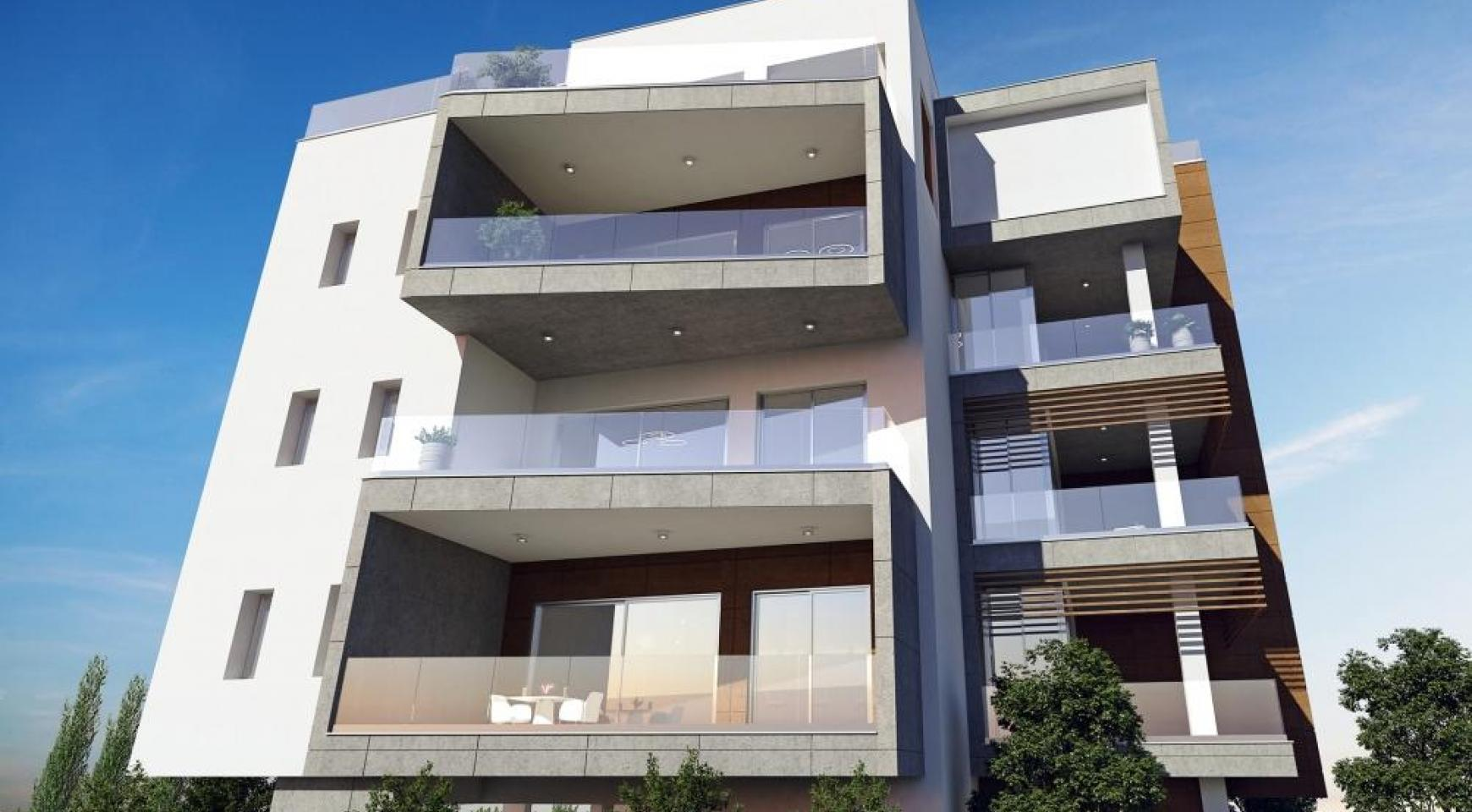 New Modern 2 Bedroom Apartment in Mesa Geitonia - 7