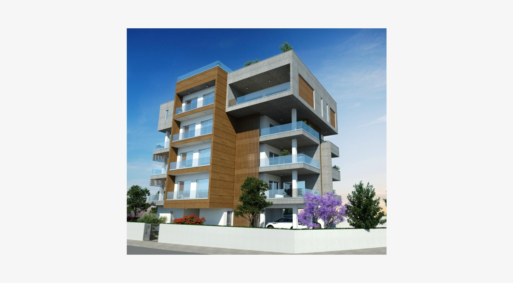New 3 Bedroom Penthouse with the Swimming Pool  - 4