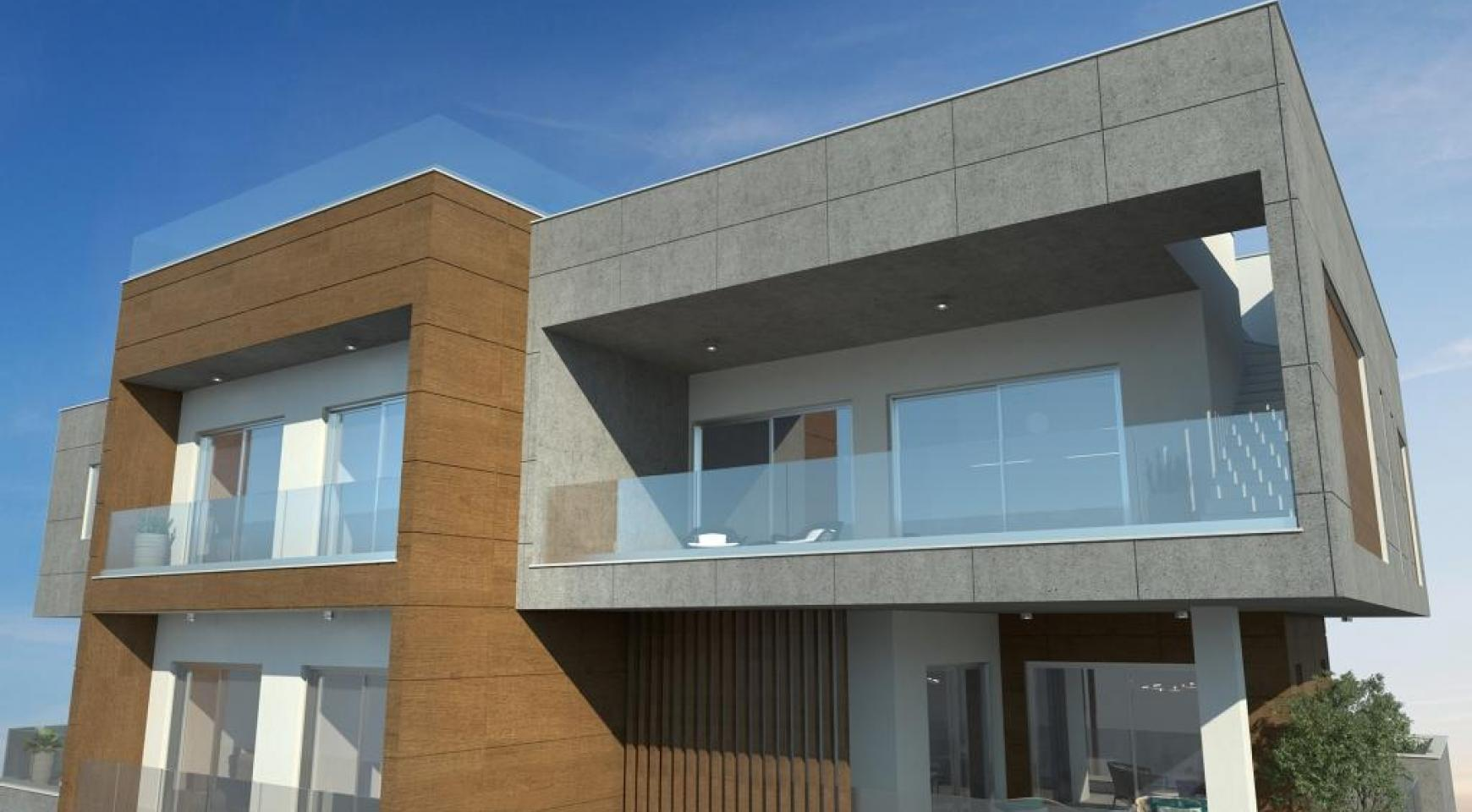 New 3 Bedroom Penthouse with the Swimming Pool  - 10