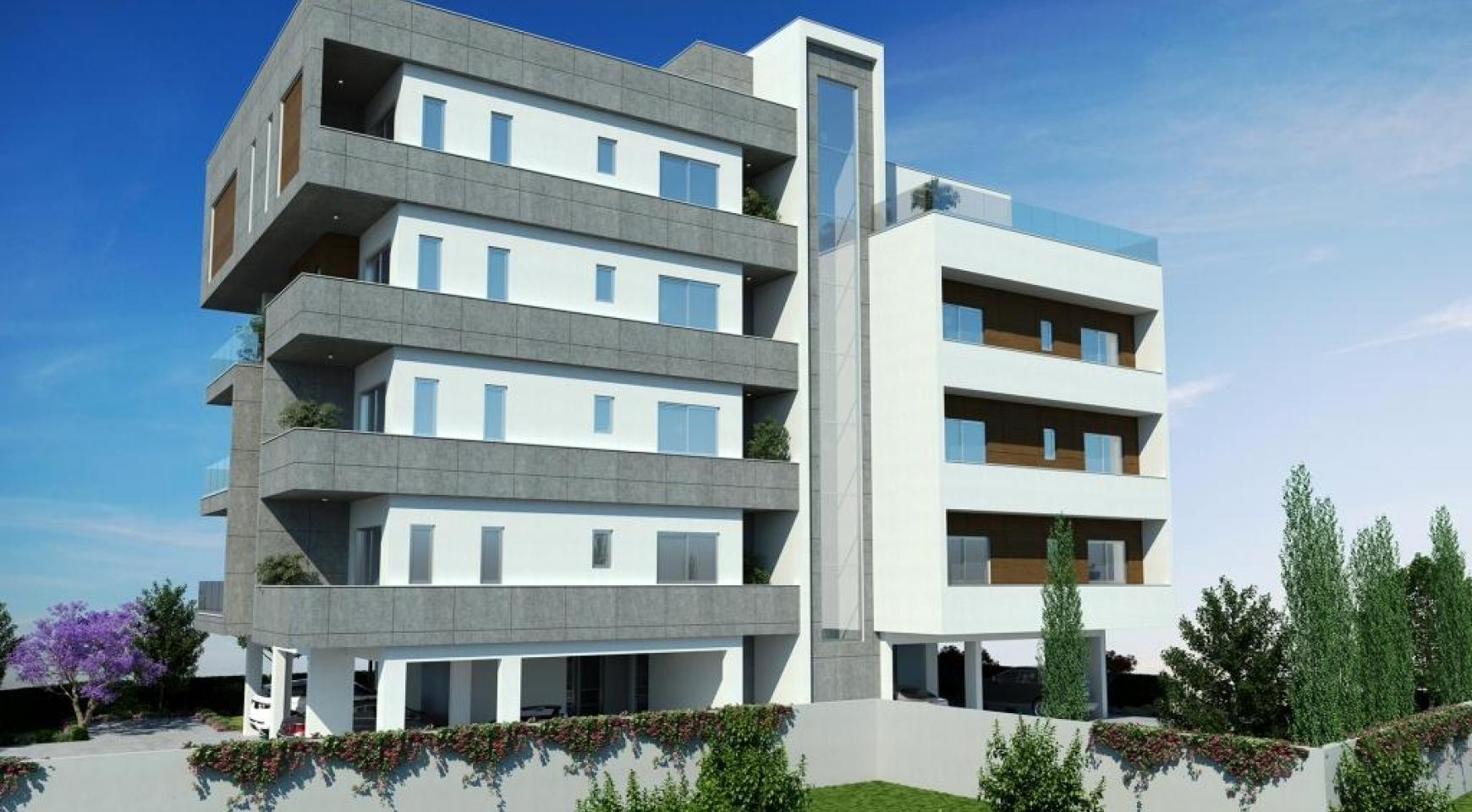 New 3 Bedroom Penthouse with the Swimming Pool  - 7