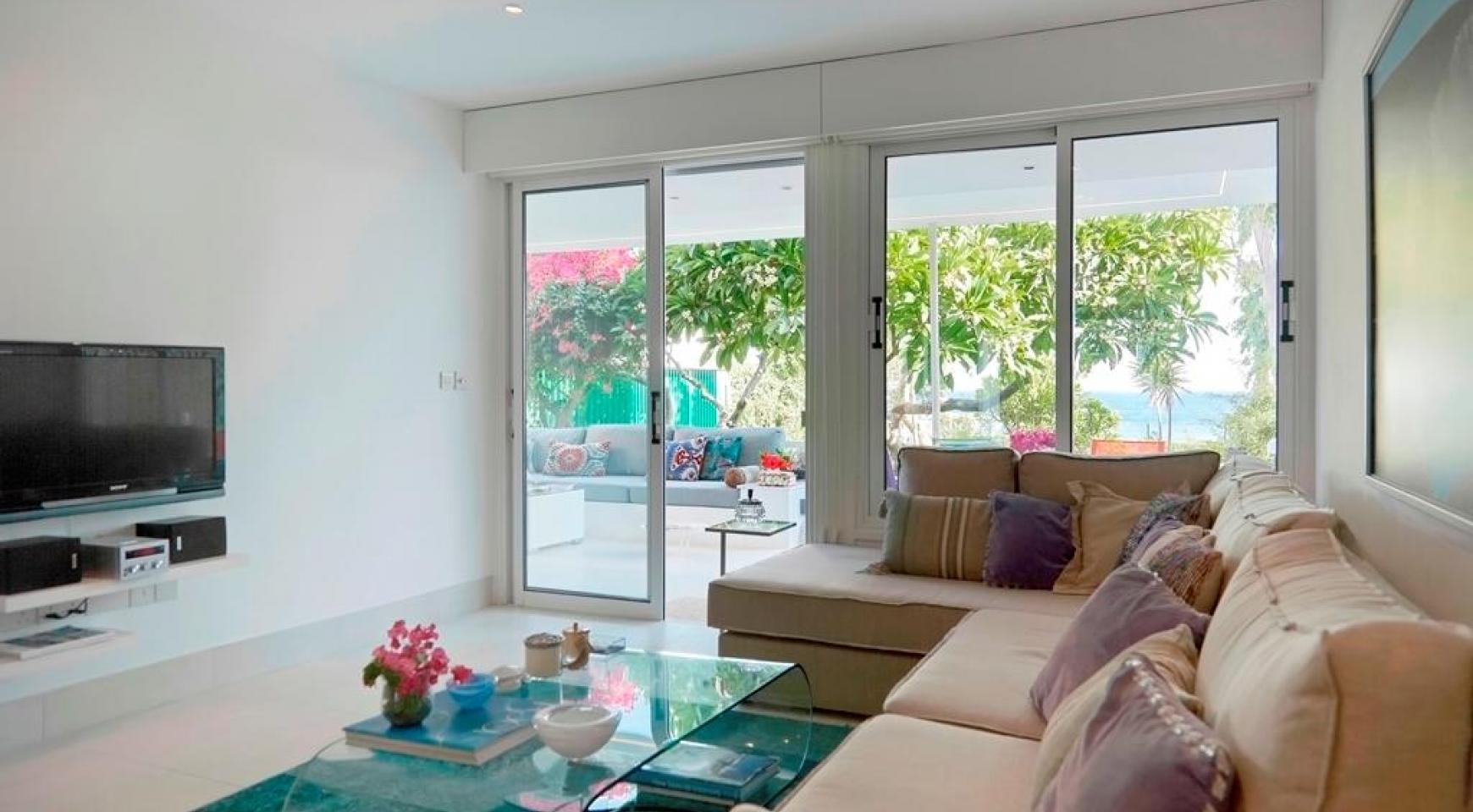 Luxury 2 Bedroom Apartment Berengaria on the Seafront - 7