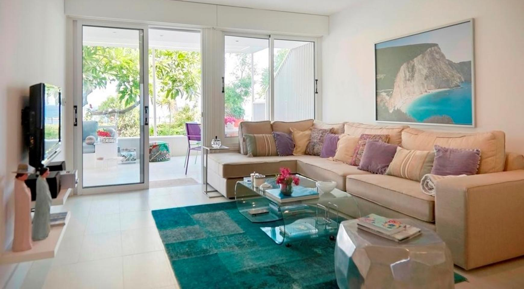 Luxury 2 Bedroom Apartment Berengaria on the Seafront - 9