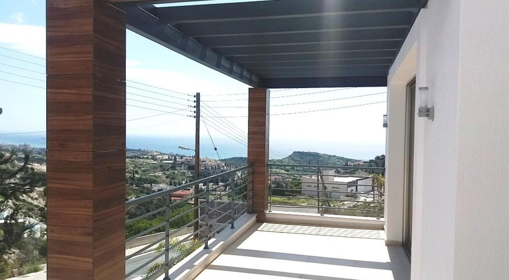 Luxury 4 Bedroom Villa with Stunning Sea Views in Agios Tychonas - 7
