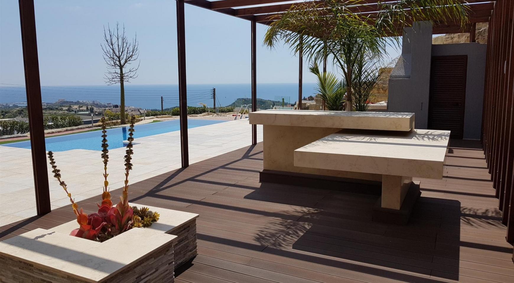 6 Bedroom Villa with Breathtaking Sea Views - 9