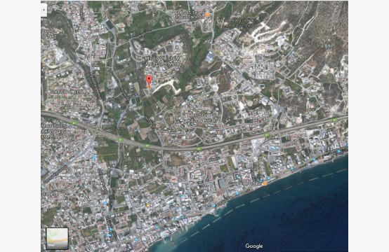 2 Adjacent Building Plots with Sea Views in Mesovounia
