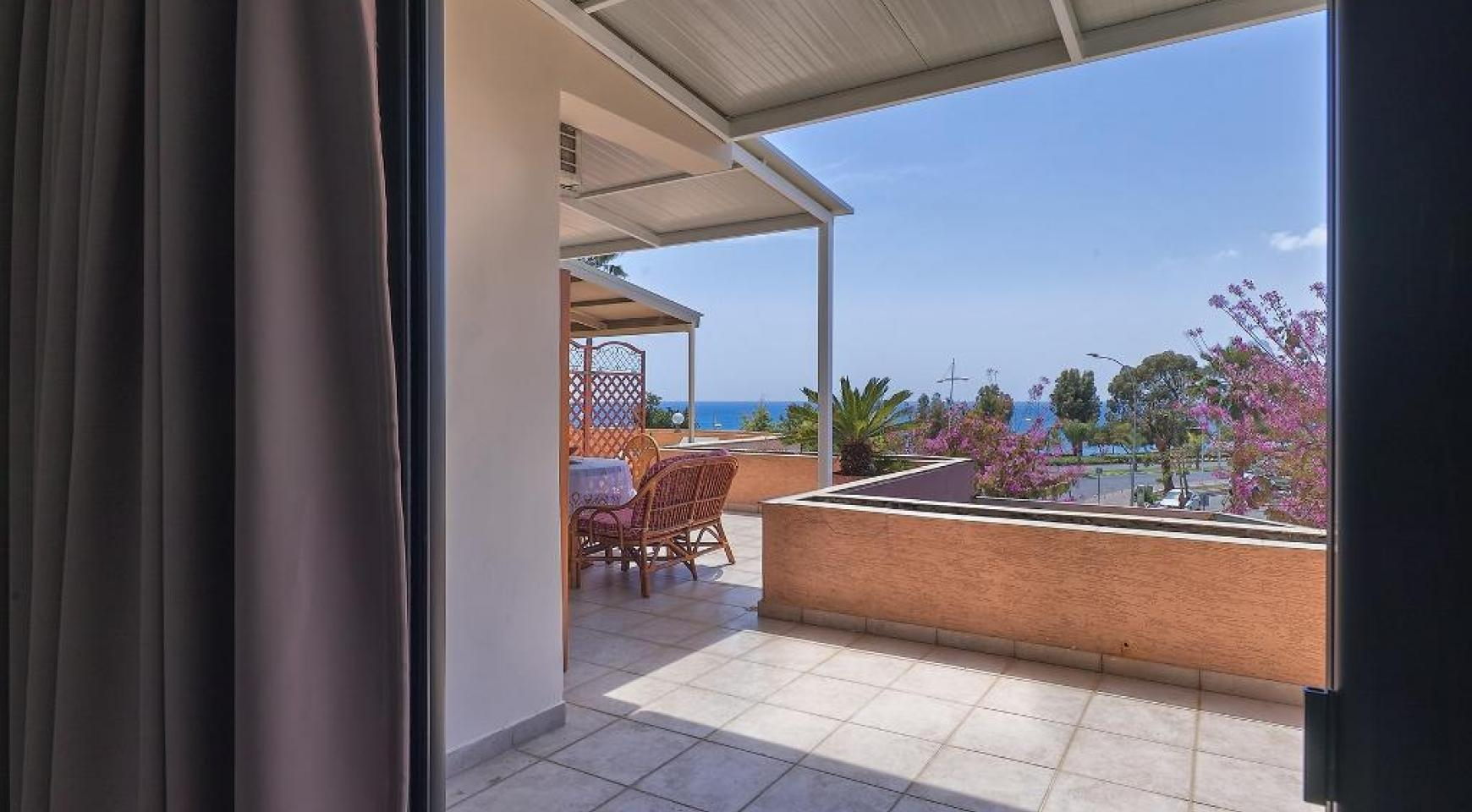 Spacious One Bedroom Apartment Bahus 107 by the Sea - 8