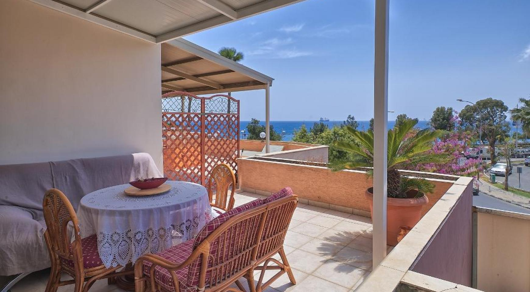 Spacious One Bedroom Apartment Bahus 107 by the Sea - 9